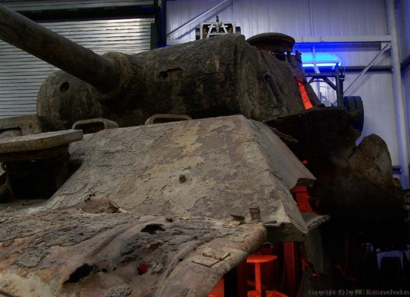 Panther Ausf. A im Technik Museum Sinsheim - DE Panthe44