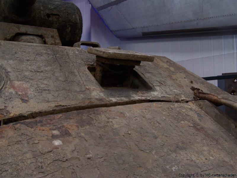 Panther Ausf. A im Technik Museum Sinsheim - DE Panthe46