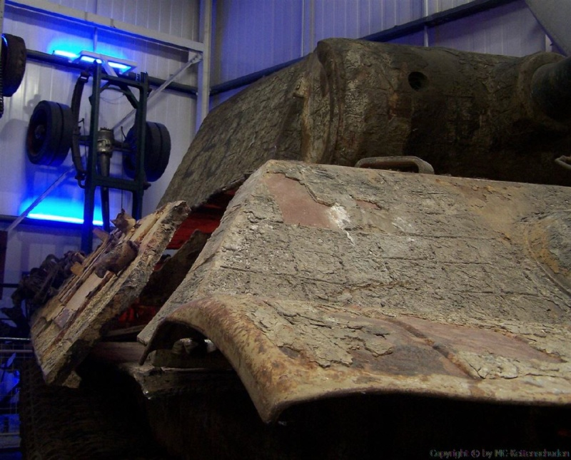Panther Ausf. A im Technik Museum Sinsheim - DE Panthe47