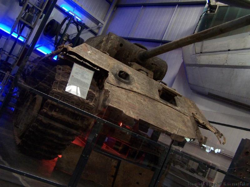 Panther Ausf. A im Technik Museum Sinsheim - DE Panthe48