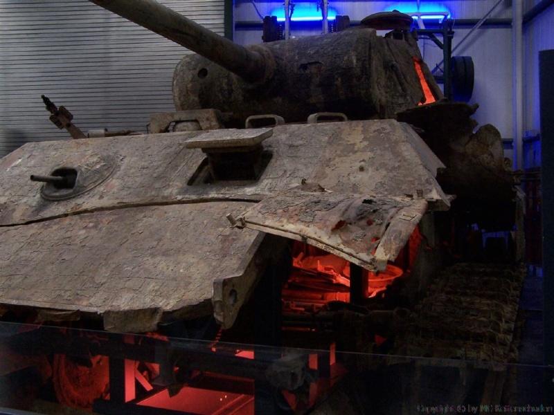 Panther Ausf. A im Technik Museum Sinsheim - DE Panthe49