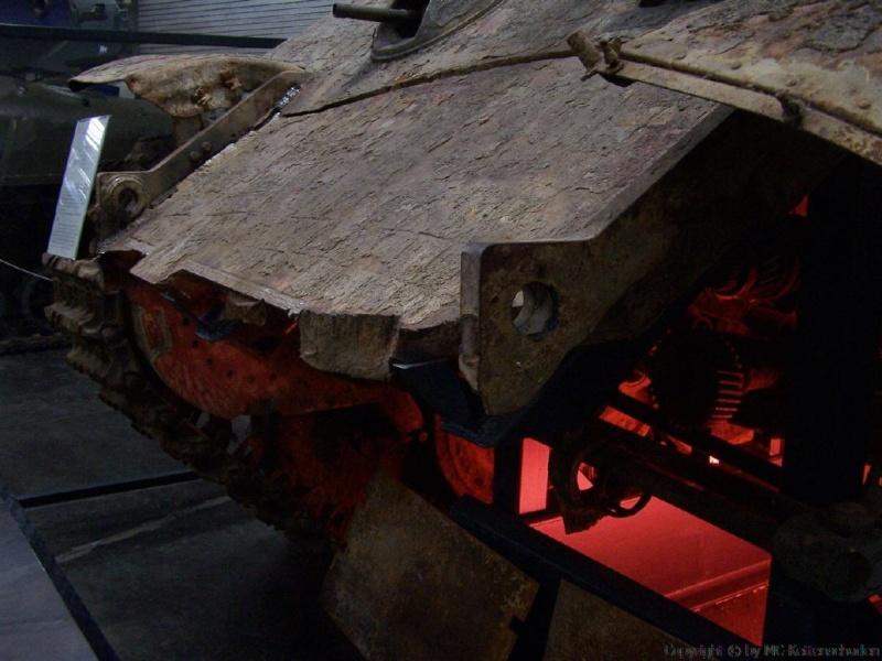 Panther Ausf. A im Technik Museum Sinsheim - DE Panthe51