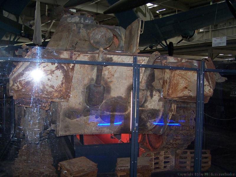Panther Ausf. A im Technik Museum Sinsheim - DE Panthe52