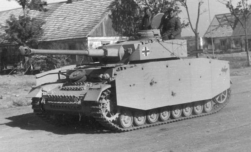 SdKfz 161 Panzerkampfwagen IV Panze100