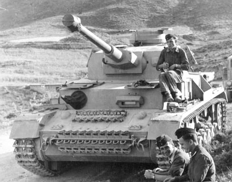 SdKfz 161 Panzerkampfwagen IV Panze103