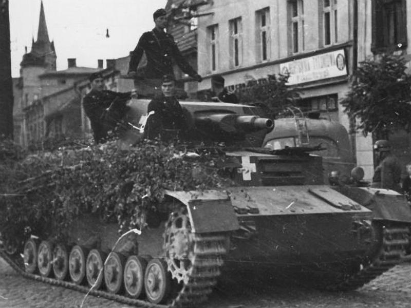 SdKfz 161 Panzerkampfwagen IV Panze104
