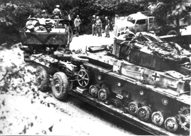 SdKfz 161 Panzerkampfwagen IV Panze108