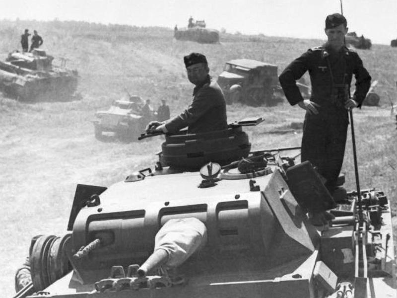 Panzerkampfwagen - Panzer III Panze112