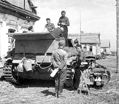 Panzerkampfwagen - Panzer III Panze117