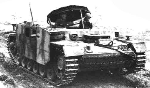 Panzerkampfwagen - Panzer III Panze118