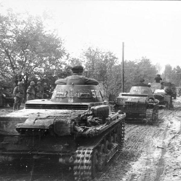 Panzerkampfwagen I - Panzer I Panze120