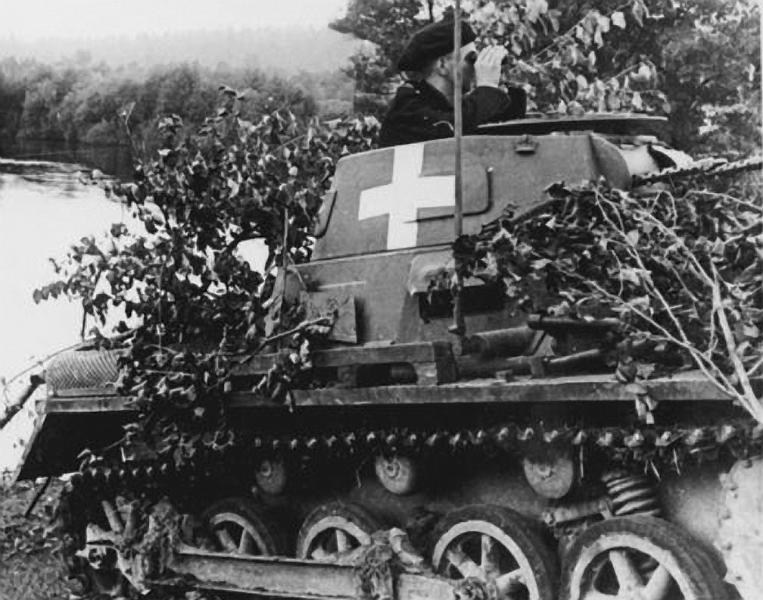 Panzerkampfwagen I - Panzer I Panze121