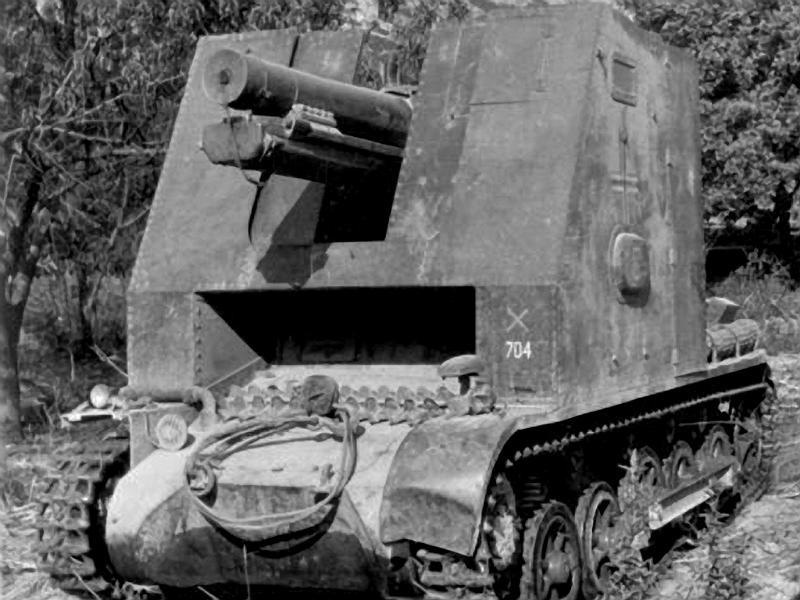 Panzerkampfwagen I - Panzer I Panze122
