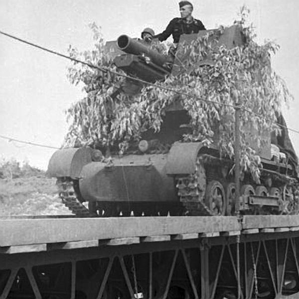 Panzerkampfwagen I - Panzer I Panze123