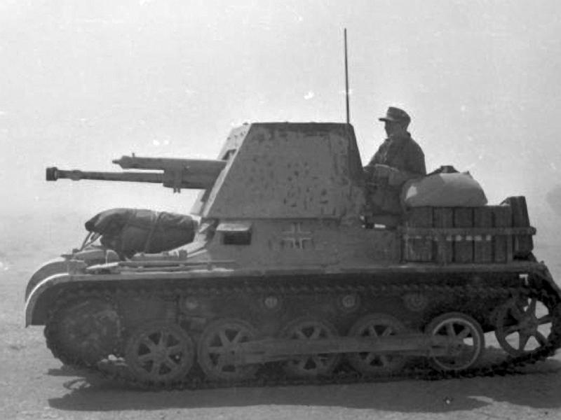 Panzerkampfwagen I - Panzer I Panze124