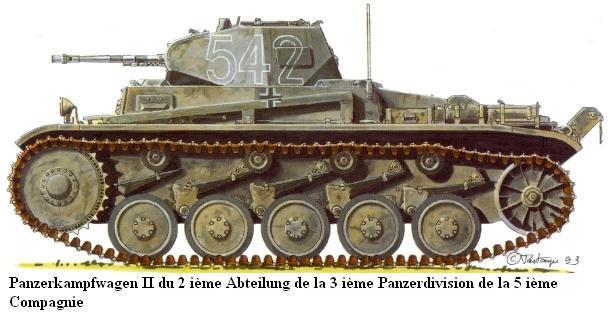 3e PANZER DIVISION Panze153