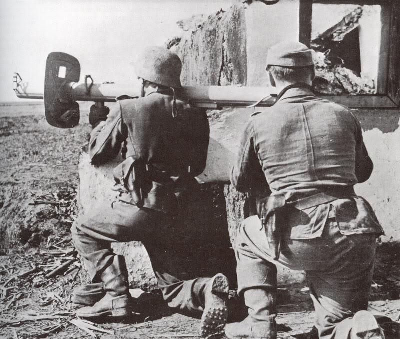 Le Panzerschreck Panzer16