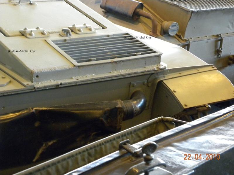 PANZER II AUSF. C - Canada War Museum Panzer48