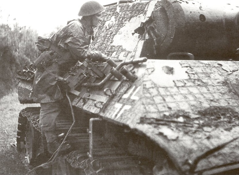 Panzer Wreck - Normandie 1944 Panzer53
