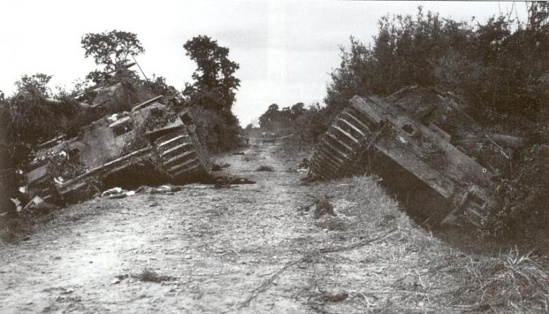 Panzer Wreck - Normandie 1944 Panzer57