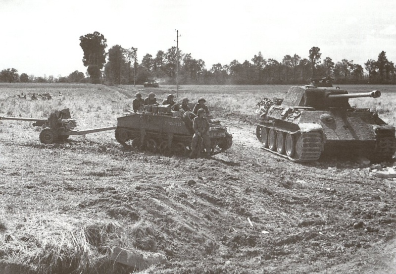 Panzer Wreck - Normandie 1944 Panzer58
