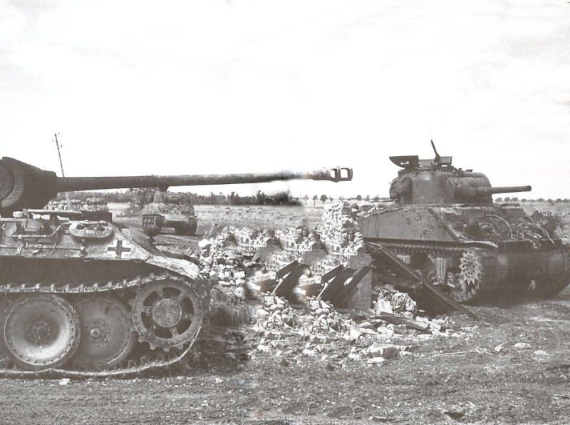 Panzer Wreck - Normandie 1944 Panzer59