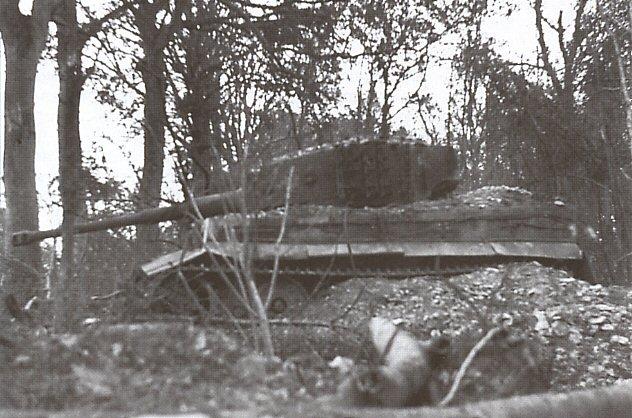 Panzer Wreck - Normandie 1944 Panzer63