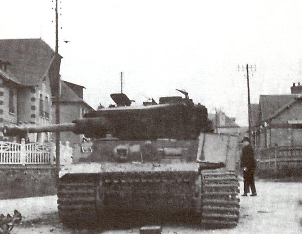Panzer Wreck - Normandie 1944 Panzer64