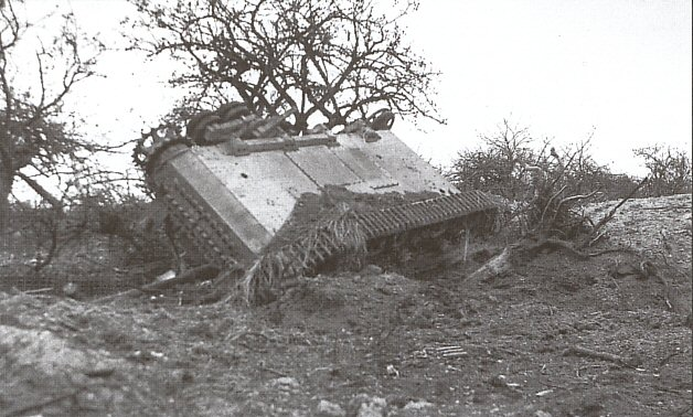 Panzer Wreck - Normandie 1944 Panzer65