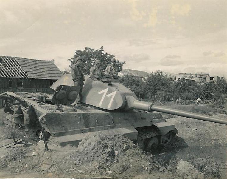 Panzer Wreck - Normandie 1944 Panzer67