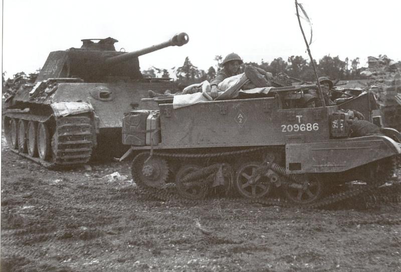 Panzer Wreck - Normandie 1944 Panzer69