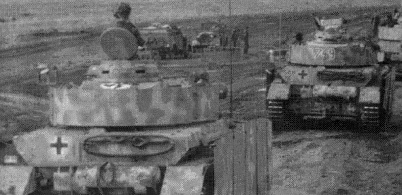 La Bataille de KURSK !!! Panzer73