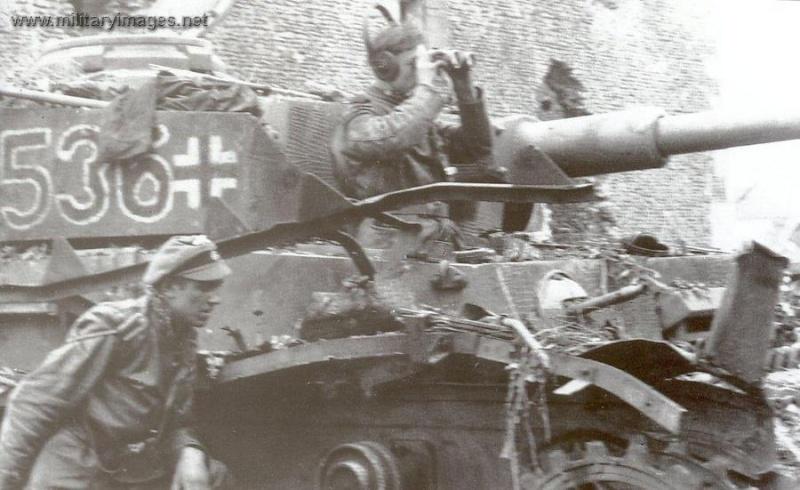 SdKfz 161 Panzerkampfwagen IV Panzer75