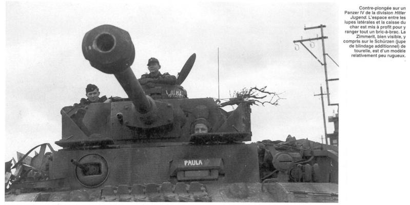 SdKfz 161 Panzerkampfwagen IV Panzer77