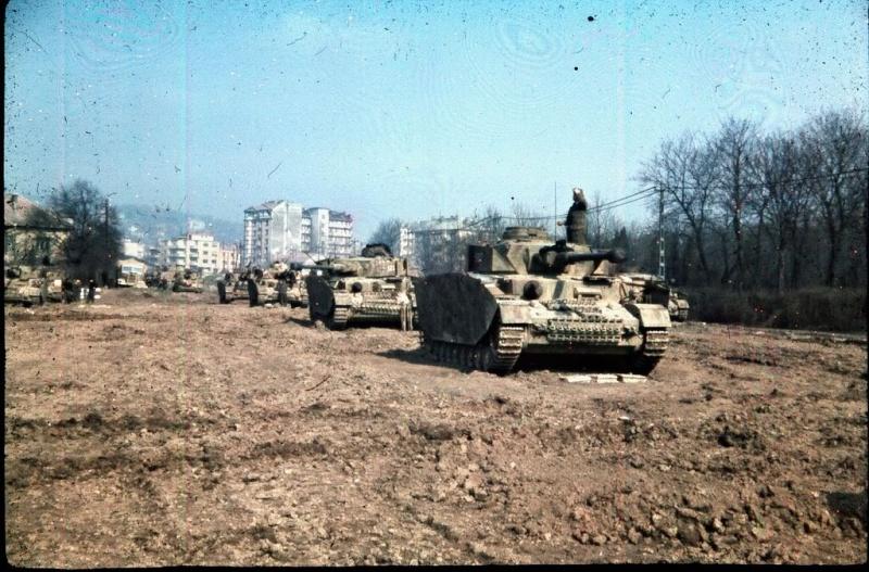 SdKfz 161 Panzerkampfwagen IV Panzer78