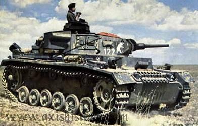 Panzerkampfwagen - Panzer III Panzer83