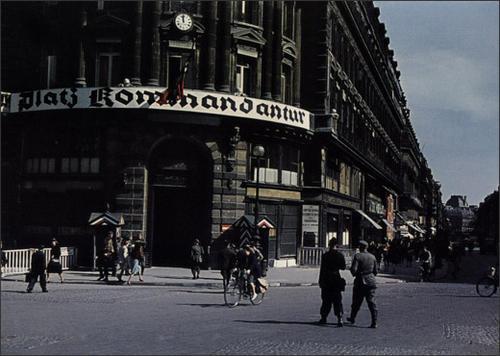 Reportage - PARIS sous l'occupation Paris-11