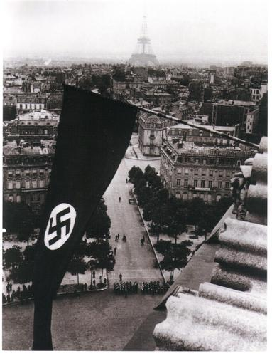 Reportage - PARIS sous l'occupation Paris10