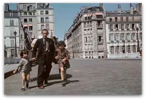 Reportage - PARIS sous l'occupation Parisi10