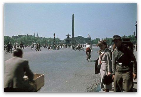 Reportage - PARIS sous l'occupation Parisi11