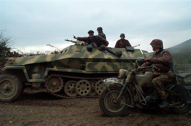Battlegroup South - Ireland Pd210