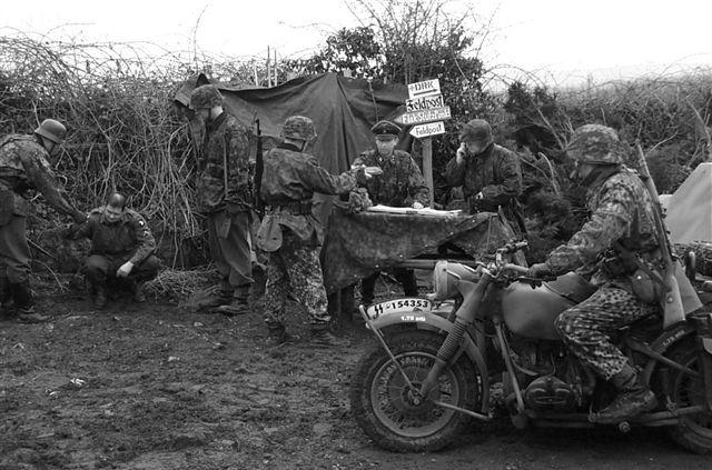 Battlegroup South - Ireland Pd2110