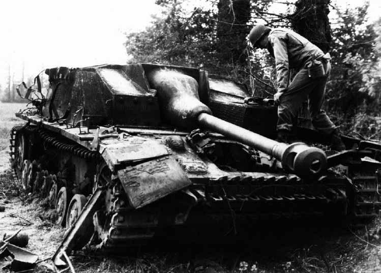 Panzer Wreck - Normandie 1944 Perier10