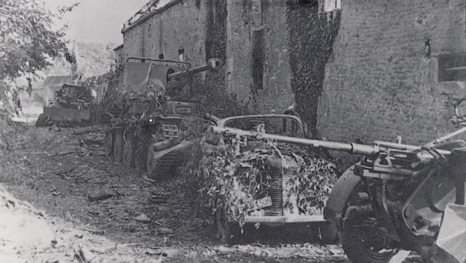 Panzer Wreck - Normandie 1944 Pic_br10