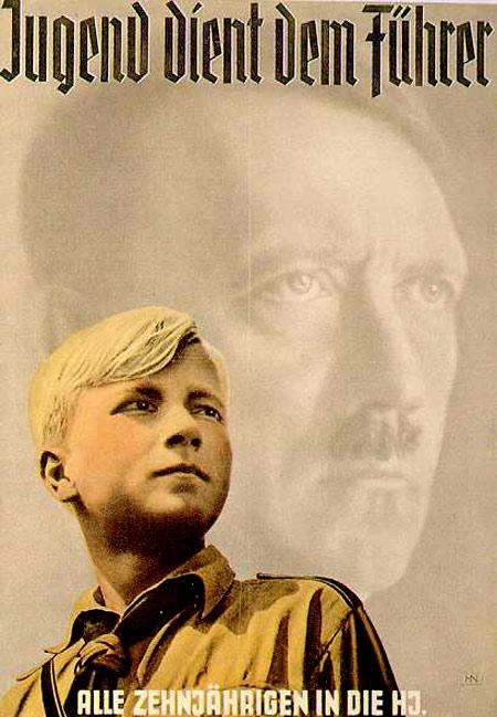 Les Jeunesses hitlériennes - Les enfants du Reich !!! Plakat10