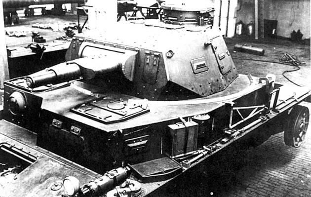 La Production des Panzer Pz4_0110