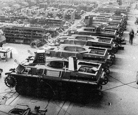 La Production des Panzer Pz4_0210