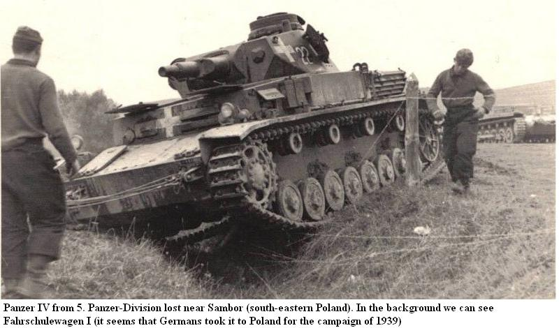 5e PANZER DIVISION Pz4us110