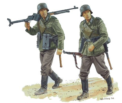 fusil antichar - Panzerbüchse PzB38 et PzB39 Pzb3910