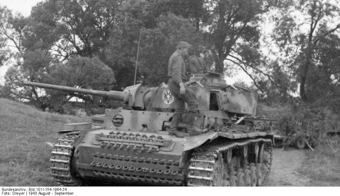 Panzerkampfwagen - Panzer III Pzdiv-10